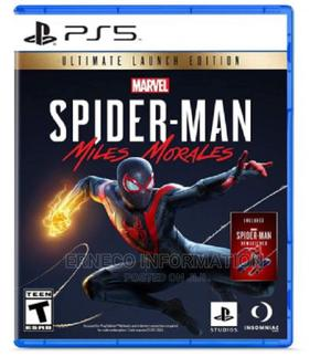 PS5 Spider Man   Accessories & Supplies for Electronics for sale in Lagos State, Ikeja