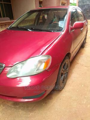 Toyota Corolla 2006 1.4 D-4d Red | Cars for sale in Anambra State, Awka