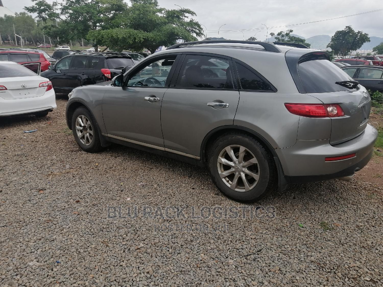 Infiniti FX 2008 35 AWD Gray | Cars for sale in Gwarinpa, Abuja (FCT) State, Nigeria