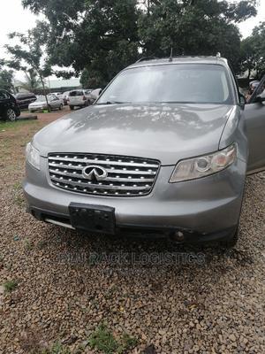 Infiniti FX 2008 35 AWD Gray | Cars for sale in Abuja (FCT) State, Gwarinpa