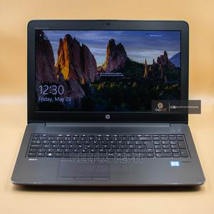 Laptop HP ZBook 15 G3 32GB Intel Core I7 SSD 1T | Laptops & Computers for sale in Edo State, Benin City