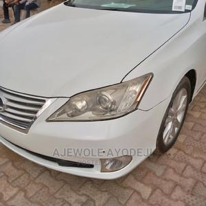 Lexus ES 2012 350 White | Cars for sale in Lagos State, Alimosho