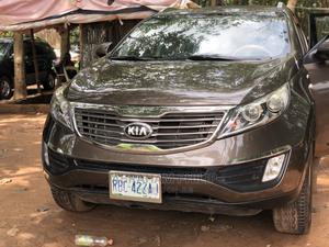 Kia Sportage 2011 Gray | Cars for sale in Abuja (FCT) State, Gaduwa