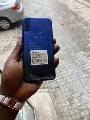 Infinix S4 32 GB Blue   Mobile Phones for sale in Abuja (FCT) State, Wuse 2