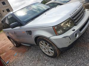 Land Rover Range Rover 2008 Silver | Cars for sale in Abuja (FCT) State, Lokogoma