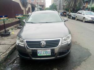 Volkswagen Passat 2008 2.0 Gray | Cars for sale in Lagos State, Ikeja
