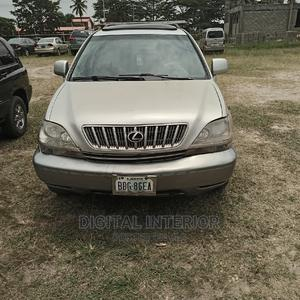Lexus RX 2003 300 4WD Silver | Cars for sale in Lagos State, Ojo
