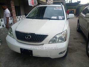 Lexus RX 2004 330 White | Cars for sale in Lagos State, Isolo