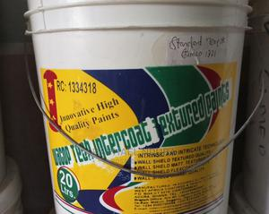 Quality Textcoat Paint.   Building Materials for sale in Lagos State, Surulere