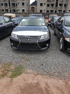 Lexus ES 2014 350 FWD Black | Cars for sale in Abuja (FCT) State, Lokogoma