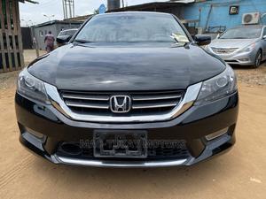 Honda Accord 2013 Black | Cars for sale in Lagos State, Ikeja