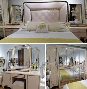 Exotic Quality Modern Set of Bed Without Wardrobe   Furniture for sale in Lagos State, Ikoyi