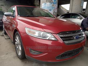 Ford Taurus 2011 Limited Red   Cars for sale in Lagos State, Apapa