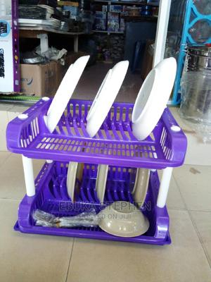 2step Plate Rack | Kitchen & Dining for sale in Lagos State, Amuwo-Odofin