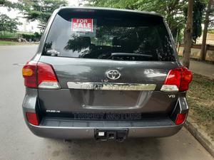 Toyota Land Cruiser Prado 2012 Gray | Cars for sale in Abuja (FCT) State, Kubwa
