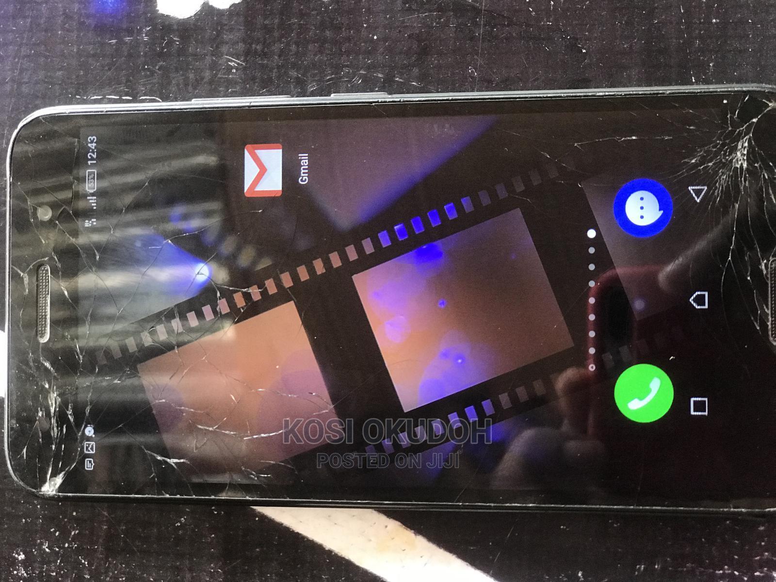 Archive: Infinix Hot 5 16 GB Black