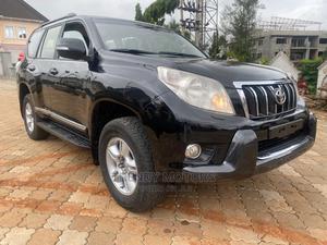 Toyota Land Cruiser Prado 2012 Black | Cars for sale in Abuja (FCT) State, Kubwa