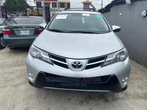 Toyota RAV4 2014 Silver   Cars for sale in Lagos State, Ogba