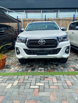 Toyota Hilux 2016 SR5 4x4 White | Cars for sale in Lagos State, Lekki