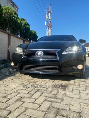 Lexus GS 2014 350 4WD Black | Cars for sale in Lagos State, Lekki