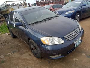 Toyota Corolla 2004 Sedan Automatic Blue | Cars for sale in Abuja (FCT) State, Lugbe District