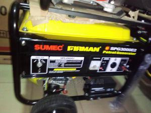 3000sumec Firman Generator | Electrical Equipment for sale in Lagos State, Lekki