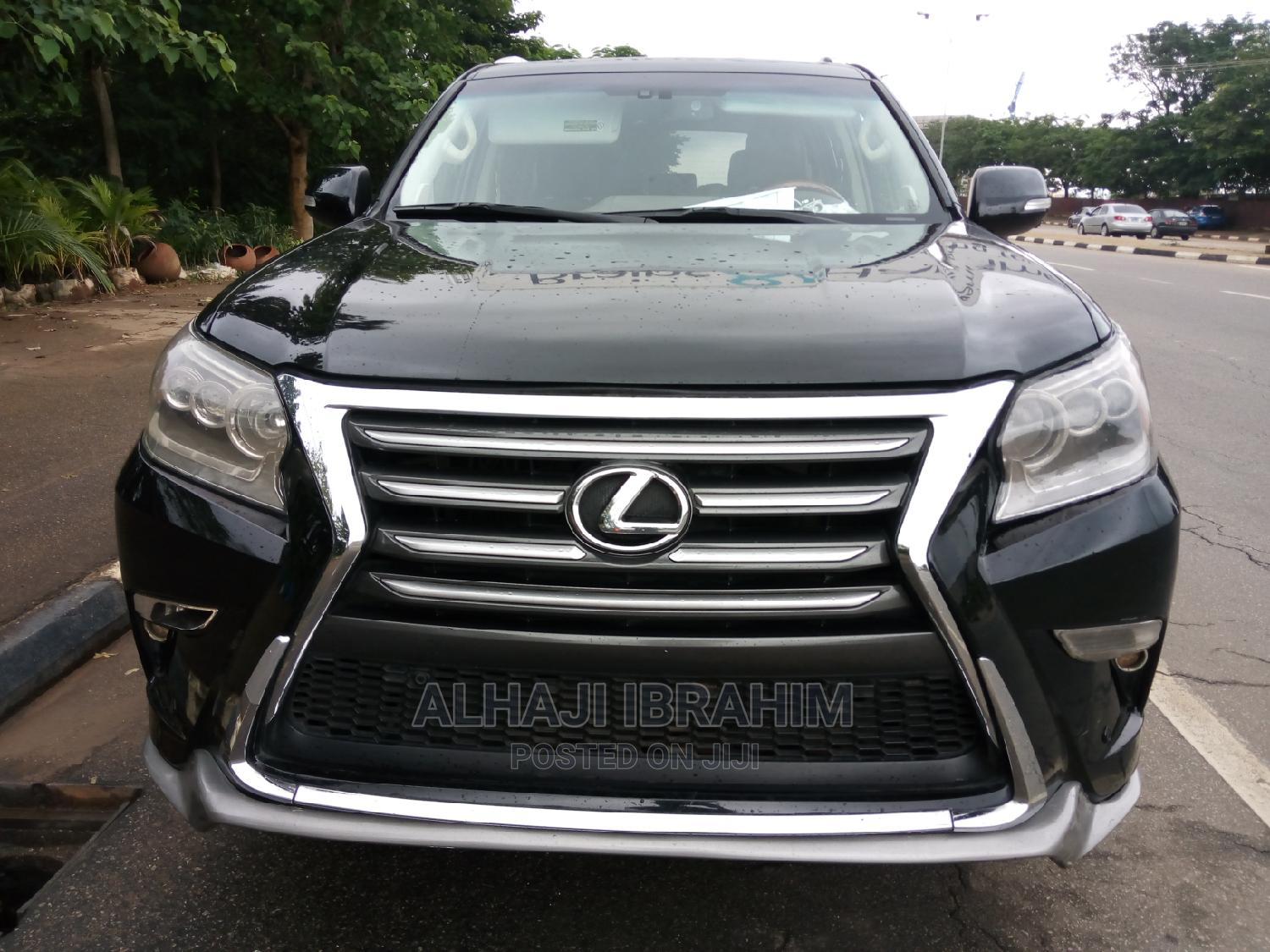 Lexus LS 2011 460 Black   Cars for sale in Central Business District, Abuja (FCT) State, Nigeria