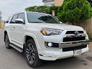 Toyota 4-Runner 2016 White | Cars for sale in Lagos State, Ikeja