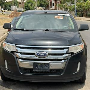 Ford Edge 2012 Black | Cars for sale in Abuja (FCT) State, Apo District