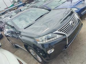 Lexus RX 2015 350 AWD Black   Cars for sale in Lagos State, Apapa