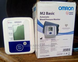 Omron M2 Automatic Blood Pressure Monitor   Medical Supplies & Equipment for sale in Abuja (FCT) State, Kado