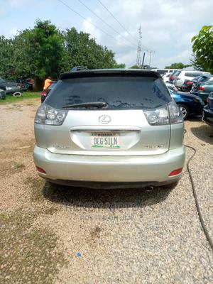 Lexus RX 2008 Silver | Cars for sale in Abuja (FCT) State, Kubwa