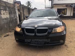 BMW 328i 2007 Black | Cars for sale in Lagos State, Agege