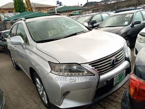 Lexus RX 2014 350 AWD Silver | Cars for sale in Lagos State, Ikeja