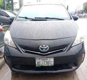 Toyota Prius 2012 Plug-In Advanced Black | Cars for sale in Delta State, Warri