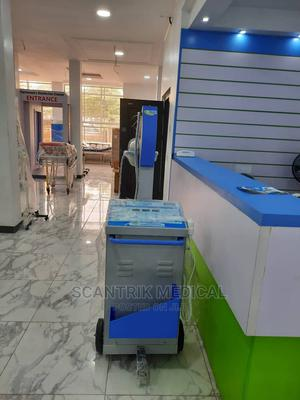 Popular 100ma Mobile X-Ray Machine for Hospital Use | Medical Supplies & Equipment for sale in Rivers State, Port-Harcourt