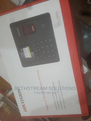Hikvison Finger Print Time Attendance   Security & Surveillance for sale in Lagos State, Ikeja