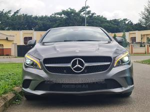 Mercedes-Benz CLA-Class 2015 Gray | Cars for sale in Abuja (FCT) State, Asokoro