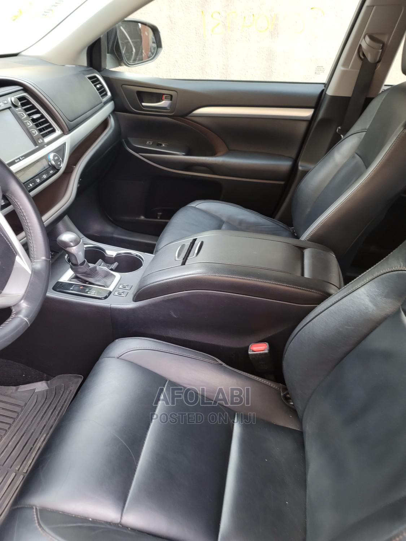 Toyota Highlander 2014 Black | Cars for sale in Ikeja, Lagos State, Nigeria
