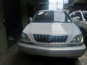 Lexus RX 2002 White | Cars for sale in Lagos State, Alimosho