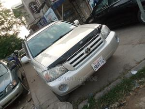 Toyota Highlander 2005 Limited V6 Silver | Cars for sale in Lagos State, Amuwo-Odofin