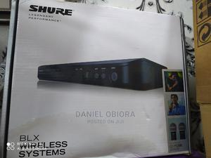 Shure Blx Pg58. Double Wireless Microphone   Audio & Music Equipment for sale in Lagos State, Ojo