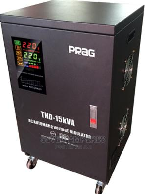 15kva Servo Motor Stabilizer | Electrical Equipment for sale in Lagos State, Maryland