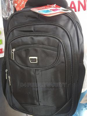 Black School/Laptop Bag | Babies & Kids Accessories for sale in Lagos State, Ojodu