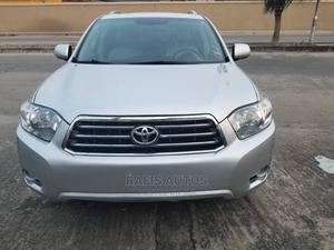 Toyota Highlander 2009 Limited 4x4 Silver   Cars for sale in Lagos State, Ogudu