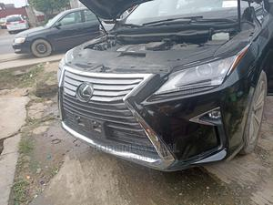 Lexus RX 2019 350L Luxury AWD Black   Cars for sale in Lagos State, Ikeja