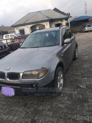 BMW X3 2005 3.0i Gray | Cars for sale in Rivers State, Port-Harcourt