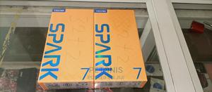New Tecno Spark 7 32 GB Black | Mobile Phones for sale in Kano State, Fagge
