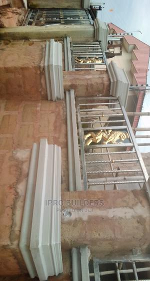 Precast Parapet and Art Work | Building Materials for sale in Delta State, Aniocha South