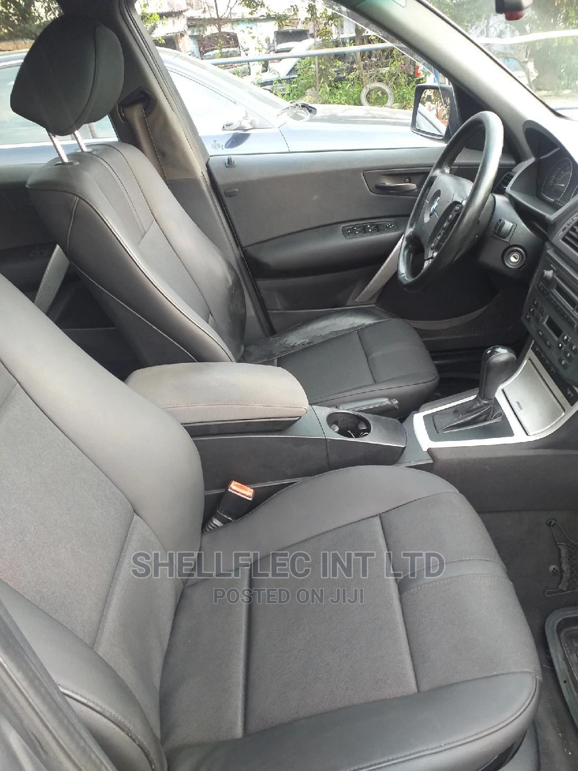 BMW X3 2005 3.0i Gray | Cars for sale in Port-Harcourt, Rivers State, Nigeria